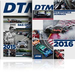 DTM / DTM Bundle 2015/2016 von Jahns,  Ralph, Klein,  Sebastian, Tap,  Jürgen, Upietz,  Tim