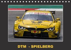 DTM-SPIELBERGAT-Version (Tischkalender 2018 DIN A5 quer) von norbert.hess@chello.at