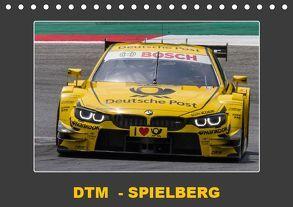 DTM-SPIELBERGAT-Version (Tischkalender 2019 DIN A5 quer) von norbert.hess@chello.at