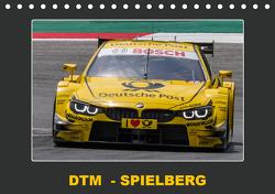DTM-SPIELBERGAT-Version (Tischkalender 2021 DIN A5 quer) von norbert.hess@chello.at
