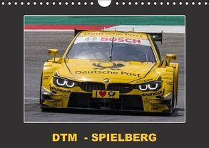 DTM-SPIELBERGAT-Version (Wandkalender 2018 DIN A4 quer) von norbert.hess@chello.at