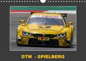 DTM-SPIELBERGAT-Version (Wandkalender 2019 DIN A4 quer) von norbert.hess@chello.at