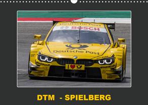 DTM-SPIELBERGAT-Version (Wandkalender 2020 DIN A3 quer) von norbert.hess@chello.at