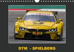 DTM-SPIELBERGAT-Version (Wandkalender 2021 DIN A4 quer) von norbert.hess@chello.at