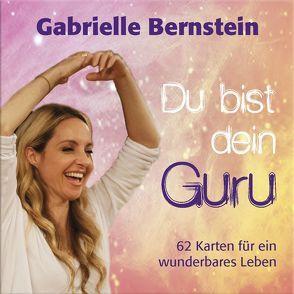 Du bist dein Guru-Kartenset von Bernstein,  Gabrielle