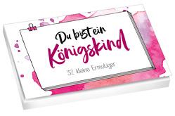 Du bist ein Königskind – Textkarten