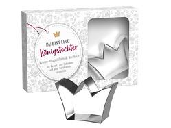 Du bist eine Königstochter – Keksausstecher mit Buch
