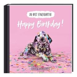 Du bist einzigartig – Happy Birthday