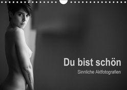 Du bist schön – Sinnliche Aktfotografien (Wandkalender 2018 DIN A4 quer) von Wittig,  Michael