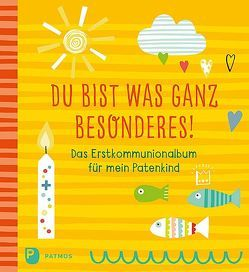 Du bist was ganz Besonderes! von Boretzki,  Anja, Fritsch,  Marlene