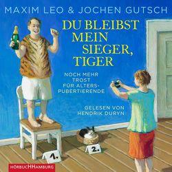 Du bleibst mein Sieger, Tiger von Duryn,  Hendrik, Gutsch,  Jochen, Leo,  Maxim