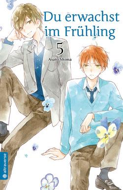 Du erwachst im Frühling 05 von Shima,  Asato