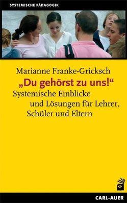 """""""Du gehörst zu uns!"""" von Francke-Gricksch,  Marianne"""