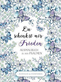 Du schenkst mir Frieden – Ausmalbuch von Christian Art Distributors