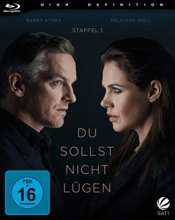 Du sollst nicht lügen – Die komplette 1. Staffel Blu-ray von Freydank,  Jochen Alexander