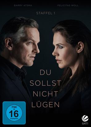 Du sollst nicht lügen – Die komplette 1. Staffel DVD von Freydank,  Jochen Alexander