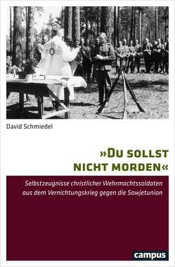 """""""Du sollst nicht morden"""" von Schmiedel,  David"""