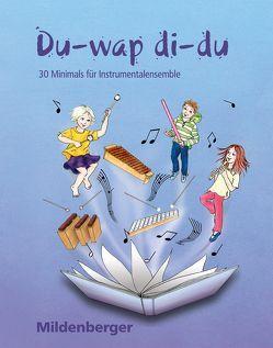 Du-wap di-du – Kopiervorlagen von Leibold,  Roland
