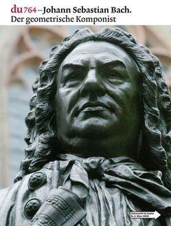 du – Zeitschrift für Kultur / Johann Sebastian Bach von Bachmann,  Dieter