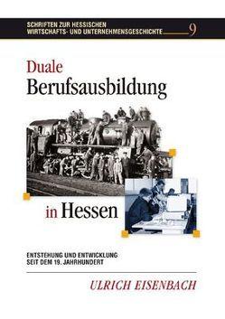 Duale Berufsausbildung in Hessen von Eisenbach,  Ulrich