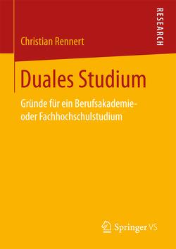 Duales Studium von Rennert,  Christian
