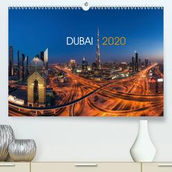 DUBAI – 2020 (Premium, hochwertiger DIN A2 Wandkalender 2020, Kunstdruck in Hochglanz) von Claude Castor I 030mm-photography,  Jean