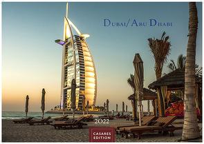 Dubai/Abu Dhabi 2022 L 35x50cm