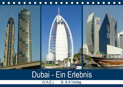 Dubai – Ein Erlebnis (Tischkalender 2019 DIN A5 quer) von & Kalenderverlag Monika Müller,  Bild-