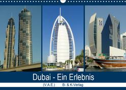 Dubai – Ein Erlebnis (Wandkalender 2019 DIN A3 quer) von & Kalenderverlag Monika Müller,  Bild-