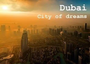 Dubai (Posterbuch DIN A4 quer) von Rohr,  Daniel