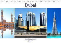 Dubai – Stadt der Superlative (Tischkalender 2019 DIN A5 quer) von Schwarze,  Nina