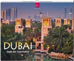 Dubai – Stadt der Superlative von Mirau,  Rainer