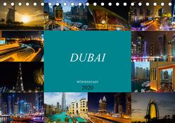 Dubai Wüstenstadt (Tischkalender 2020 DIN A5 quer) von Meutzner,  Dirk