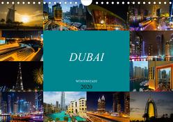 Dubai Wüstenstadt (Wandkalender 2020 DIN A4 quer) von Meutzner,  Dirk