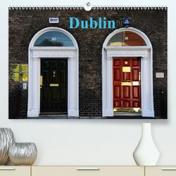 Dublin (Premium, hochwertiger DIN A2 Wandkalender 2020, Kunstdruck in Hochglanz) von Nordstern