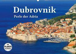 Dubrovnik – Perle der Adria (Wandkalender 2019 DIN A2 quer)