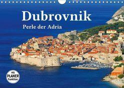 Dubrovnik – Perle der Adria (Wandkalender 2019 DIN A4 quer)