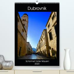 Dubrovnik – Schönheit hinter Mauern (Premium, hochwertiger DIN A2 Wandkalender 2020, Kunstdruck in Hochglanz) von Sommer,  Melanie