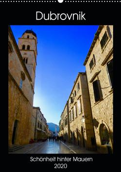 Dubrovnik – Schönheit hinter Mauern (Wandkalender 2020 DIN A2 hoch) von Sommer,  Melanie