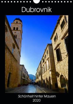 Dubrovnik – Schönheit hinter Mauern (Wandkalender 2020 DIN A4 hoch) von Sommer,  Melanie