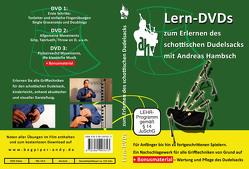 Dudelsack Lern DVDs – Griffweise und Fingertechnik von Hambsch,  Andreas