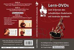 Dudelsack Lern DVDs – Übungen und Lieder von Hambsch,  Andreas