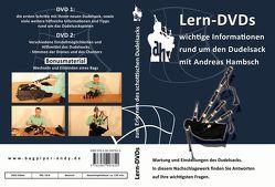 Dudelsack Lern DVDs – Wartung und Einstellung des Dudelsacks von Hambsch,  Andreas