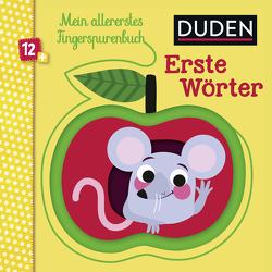 Duden 12+: Mein allererstes Fingerspurenbuch Erste Wörter von Blanck,  Iris, Häfner,  Carla