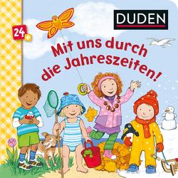 Duden 24+: Mit uns durch die Jahreszeiten! von Bußhoff,  Katharina, Weller-Essers,  Andrea