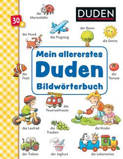 Duden 30+: Mein allererstes Duden-Bildwörterbuch von Broska,  Elke, Weller-Essers,  Andrea