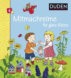 Duden 6+: Mitmachreime für ganz Kleine von Bogade,  Maria, Schomburg,  Andrea