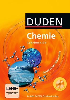 Duden Chemie – Sekundarstufe II / Schülerbuch mit CD-ROM von Fischedick,  Arno, Grubert,  Lutz, Hartmann,  Annett, Hennig,  Horst, Kaiser,  Bernhard, Kauschka,  Günther, Kemnitz,  Erhard