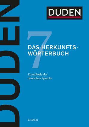 Duden – Das Herkunftswörterbuch von Dudenredaktion