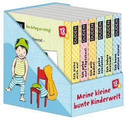 Duden: Meine kleine bunte Kinderwelt von Bußhoff,  Katharina